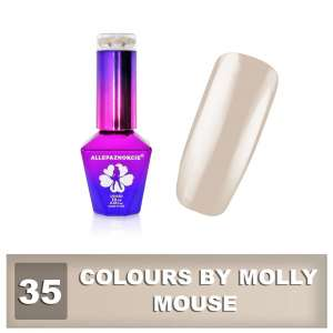 Lakier Hybrydowy - Colours by Molly - Mouse 35 - 10ml