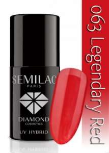 Semilac Legendary Red 063