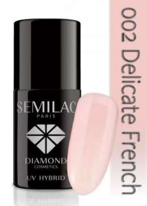 Semilac Delicate French 002