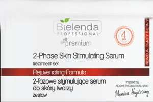 Zestaw 4 Serum do Zabiegu - Individual Beauty Therapy - Bielenda Professional