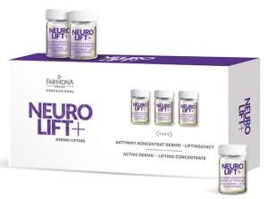 Aktywny Koncentrat Dermo - Liftingujący - Neurolift - Farmona Professional - 10 x 5 ml