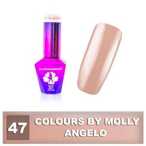 Lakier Hybrydowy - Angelo 47 - Colours by Molly - 10 ml