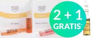 2 + 1 GRATIS - Ampułki - Anti Aging - Beauty Express - Cell Active - Aroma Derm - 10 x 2 ml