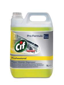 Cif Professional - Power Cleaner Degreaser - Odtłuszczani - 5 L