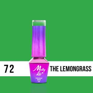 Lakier Hybrydowy - The Lemongrass 72 - Women in Paradise - Molly Lac - 5 ml