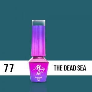 Lakier Hybrydowy - The Dead Sea 77 - Women in Paradise - Molly Lac - 5 ml