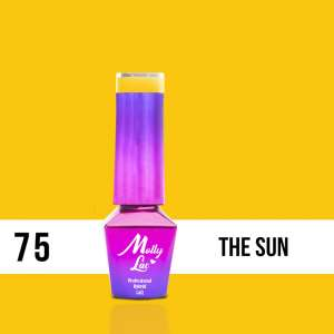 Lakier Hybrydowy - The Sun 75 - Women in Paradise - Molly Lac - 5 ml