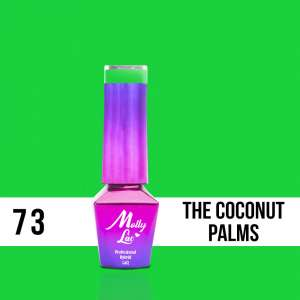 Lakier Hybrydowy - The Coconut Palms 73 - Women in Paradise - Molly Lac - 5 ml