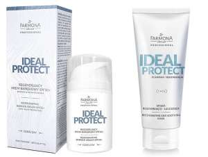 DUET Ideal Protect - Krem i Maska do Twarzy - Farmona Professional