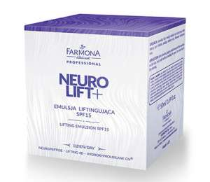 Emulsja Liftingująca SPS 15 - Neurolift - Farmona Professional - 50 ml