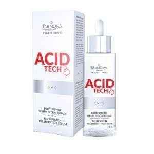 Bioinfuzyjne Serum Regenerujące - Acid Tech - Farmona Professional - 30 ml