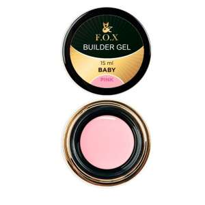 Builder Gel Pink Baby - Żel Budujący - F.O.X Nails Professional - 15 ml