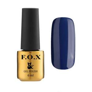 Lakier Hybrydowy - Galaxy 537 Uran - F.O.X Nails Professional - 6 ml