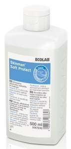 Skinman Soft Protect Ecolab - 500 ml