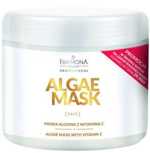 Maska Algowa z Witaminą C - Algae Mask - 500 ml