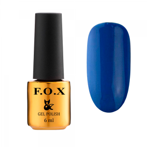 Lakier Hybrydowy - Blue Lagoon 568 - Drinks - F.O.X Nails Professional - 6 ml