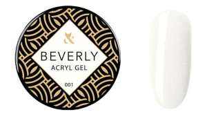 Akrylożel - Beverly 001 - Acryl Gel - F.O.X Nails Professional - 30 ml