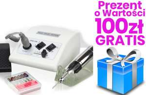 Frezarka do manicure i pedicure JD500 35W