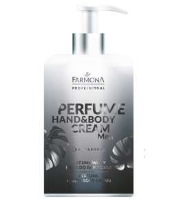 Men - Krem do Rąk i Ciała - Perfume Hand & Body Cream - Farmona Professional - 300 ml
