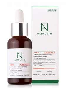 Serum do Twarzy - Amplen VC shot ampoule - 100 ml