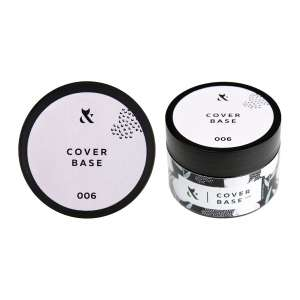 Cover Rubber Base 006 - Baza - F.O.X Nails Professional - Słoiczek 30 ml