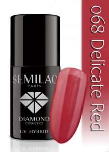 Semilac Delicate Red 068