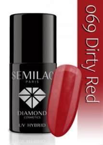 Semilac Dirty Red 069