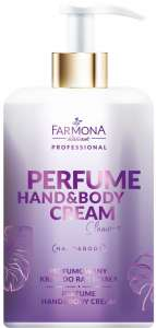 Glamour - Krem do Rąk i Ciała - Perfume Hand & Body Cream - Farmona Professional - 300 ml