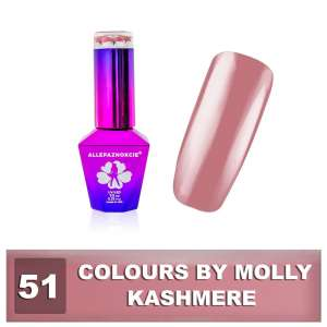 Lakier Hybrydowy - Colours by Molly - Kashmere 51 - 10ml