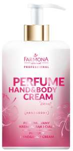 Beauty - Krem do Rąk i Ciała - Perfume Hand & Body Cream - Farmona Professional - 300 ml