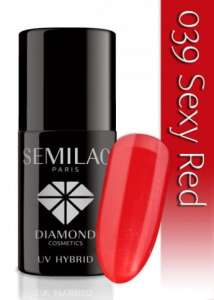 Semilac Sexy Red 039