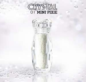 Cyrkonie - Crystal Mini Pixie Kolor - 01 White AB