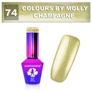 Lakier Hybrydowy CARNIVAL COLLECTION - Colours by Molly - Champagne 74 - 10ml