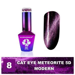 Lakier Hybrydowy - Colours by Molly - Cat Eye Meteorite 5D - 8 Modern - 10ml