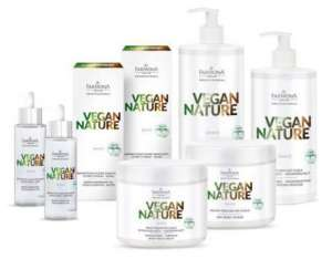 Vegan Nature - ZESTAW - Farmona Professional