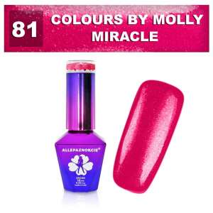 Lakier Hybrydowy CARNIVAL COLLECTION - Colours by Molly - Miracle 81 - 10ml
