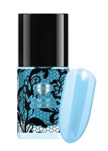 Lakier do paznokci Semilac 084 Denim Blue - 7 ml