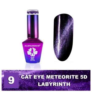 Lakier Hybrydowy - Colours by Molly - Cat Eye Meteorite 5D - 9 Labirynth - 10ml