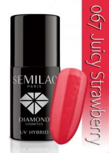 Semilac Juicy Strawberry 067