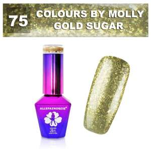 Lakier Hybrydowy CARNIVAL COLLECTION - Colours by Molly - Gold Sugar 75 - 10ml
