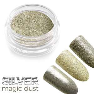 Silver Magic Dust - słoiczek - Pacynka Gratis!