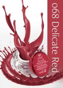 Semilac Geltaq Delicate Red 068