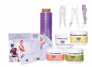 Zestaw startowy Aroma Derm Cello do Body Wrappingu