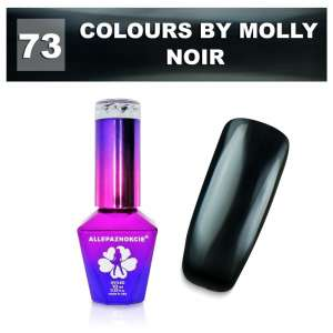 Lakier Hybrydowy CARNIVAL COLLECTION - Colours by Molly - Noir 73 - 10ml