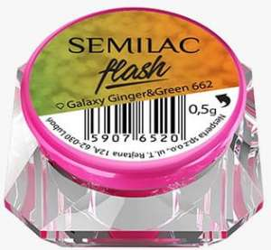 Semilac - Flash Galaxy - Ginger & Green 662