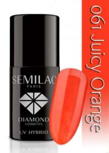 Semilac Juicy Orange 061