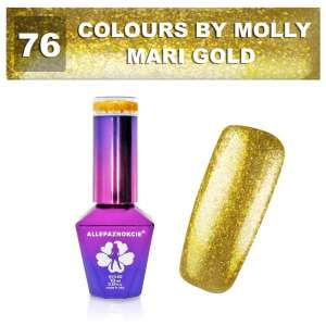 Lakier Hybrydowy CARNIVAL COLLECTION - Colours by Molly - Mari Gold 76 - 10ml