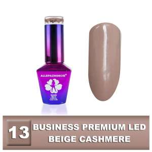 Lakier Hybrydowy - Beige Cashmere 13 - BUSINESS PREMIUM LED - Colours by Molly - 10 ml