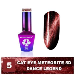 Lakier Hybrydowy - Colours by Molly - Cat Eye Meteorite 5D - 5 Dance Legend - 10ml