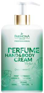 Perfect - Krem do Rąk i Ciała - Perfume Hand & Body Cream - Farmona Professional - 300 ml